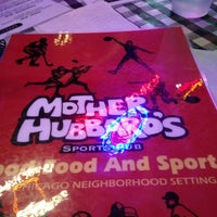 Photo taken at Mother Hubbard's Sports Pub by Roxanne D. on 6/14/2013