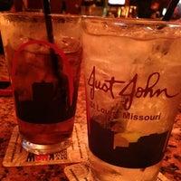 Photo taken at Just John's Nightclub by Tammy G. on 2/14/2013