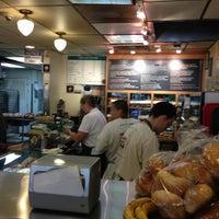 Photo taken at Izzy's Brooklyn Bagels by Matthias J. on 3/14/2013