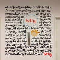 Photo taken at Bitly HQ by Allison C. on 2/28/2015