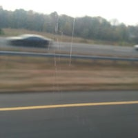 Photo taken at I-84 -- Willington by Franklyn B. on 10/6/2012