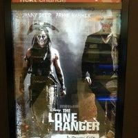 Photo taken at BIG Cinemas by Edward O. on 3/31/2013
