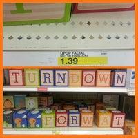 Photo taken at Target by Christy V. on 6/24/2014
