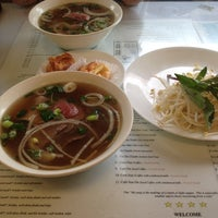 Photo taken at Pho Than Brothers by Matt O. on 2/1/2014