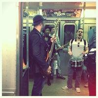 Photo taken at MTA Subway - N Train by Joel M. on 5/18/2013