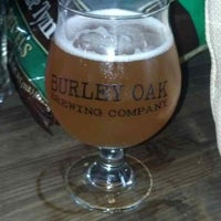 Photo taken at Burley Oak Brewing Company by David B. on 6/15/2013