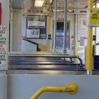 Photo taken at SACRT Light Rail Sacramento Valley Station by John W. on 3/6/2014