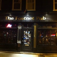 Photo taken at The Fastnet Pub by Andres G. on 9/18/2013
