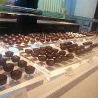 Photo taken at Fran's Chocolates by Jennifer S. on 5/24/2013