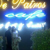 Photo taken at De Patros Café by eni s. on 5/28/2013