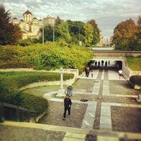 Photo taken at Park Tivoli by geheimtip ʞ. on 9/30/2012