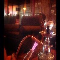 Photo taken at X-Hale Hookah Lounge by Simeenie on 3/24/2014