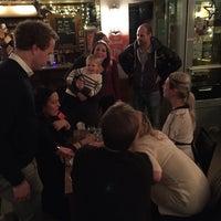 Photo taken at Café Re-Spons by Oscar W. on 12/30/2015