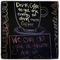 Photo taken at Mocha Lisa's Cafe by Bill S. on 3/5/2013