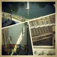 Photo taken at Montgomery College by William S. on 9/7/2012
