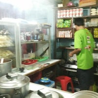 Photo taken at Warung Burjo+Indomie by walid w. on 12/12/2013