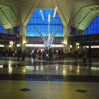 Photo taken at NJT - Frank R. Lautenberg Secaucus Junction Station by Jodi on 12/26/2012