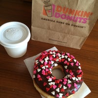 Photo taken at Dunkin' Donuts by Paola T. on 5/8/2015