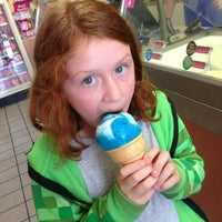 Photo taken at Baskin-Robbins by Paco N. on 6/8/2013
