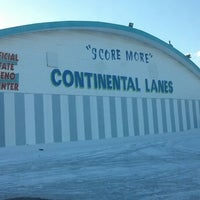 Photo taken at Continental Lanes by Paul O. on 2/27/2014
