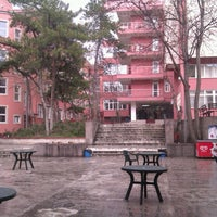 Photo taken at DTCF Orta Bahçe by enver s. on 2/15/2013