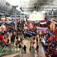Photo taken at Boston Convention & Exhibition Center by Kelvin M. on 3/22/2013