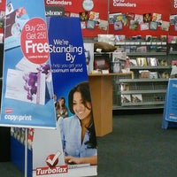 Photo taken at Staples by Mark B. on 3/3/2013