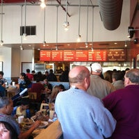 Photo taken at Chipotle Mexican Grill by Julia H. on 12/30/2012