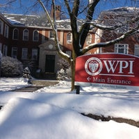 Photo taken at Worcester Polytechnic Institute (WPI) by A Ross on 2/25/2013