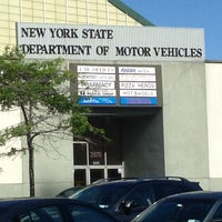 Photo taken at New York State DMV by DJ CLUBKILLA &. on 6/12/2013