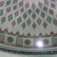 Photo taken at Kılıçarslan Cami by Ayşe Ö. on 7/1/2016