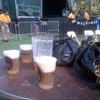Photo taken at Oktoberfest In Central Park by Joanne L. on 9/15/2012
