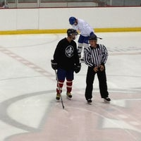 Photo taken at Barnabas Health Hockey House by Philip P. on 9/7/2013