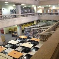 """Photo taken at Biblioteca - """"El Rey"""" by Gabo M. on 12/12/2012"""