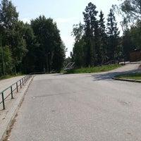 Photo taken at Pirkkolan urheilupuisto by Tarmo R. on 7/5/2013