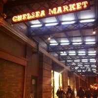 Photo taken at Chelsea Market by Aysem E. on 2/10/2013