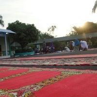 Photo taken at Asrama Haji Tabing Padang by Aditya A. on 9/23/2015