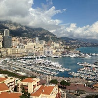 Photo taken at Palais Princier de Monaco by Inna V. on 3/11/2013