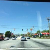 Photo taken at Historic Hendersonville by Jeffrey G. on 5/13/2013