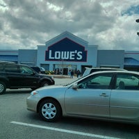 Photo taken at Lowe's Home Improvement by David V. on 3/27/2013
