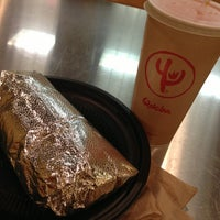 Photo taken at Qdoba Mexican Grill by Anthony D. on 1/3/2013
