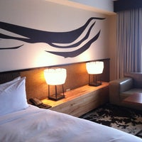 Photo taken at Nobu Hotel by Traveltimes.com.mx ✈ S. on 6/10/2013