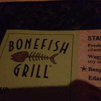 Photo taken at Bonefish Grill by Manda B. on 9/25/2013