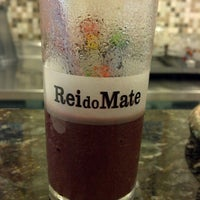 Photo taken at Rei do Mate by Phill S. on 2/14/2013