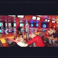 Photo taken at Lucky Strike Philadelphia by Abby O. on 11/17/2012