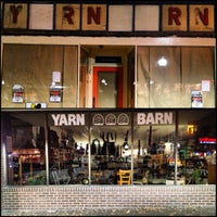 Photo taken at Yarn Barn by Colin L. on 11/26/2012