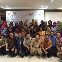 Photo taken at Patra Jakarta Hotel by Irma R. on 10/26/2016