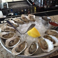 Photo taken at Matunuck Oyster Bar by Karl S. on 6/8/2013