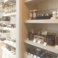 Photo taken at Panache Chocolatier by Rebecca L. on 1/17/2015
