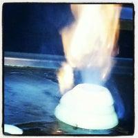 Photo taken at Ichiro Japanese Restaurant by Sean W. on 10/3/2012